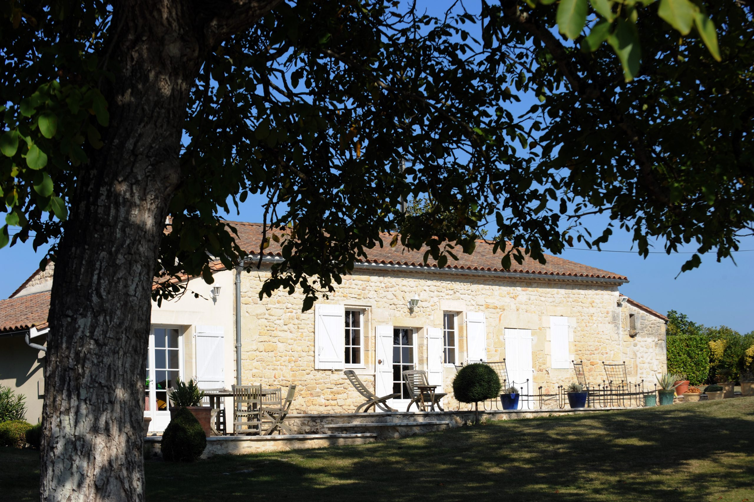 Gite Château Doyac